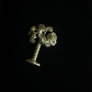 Jewelry - Palm Tree pin/pendant
